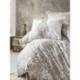 Cotton Box Bohem Tek Kişilik Ranforce Nevresim Takımı Tamara Bej
