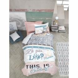 Cotton Box Genç Dört Mevsim Set Fashion Pudra