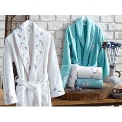 Cotton Box Bebek Uyku Seti Gemici Mavi