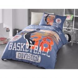 First Choice Tek Kişilik Genç Nevresim Takımı Basket