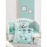 Cotton Box Bebek Uyku Seti Panda Mint