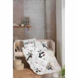 Clasy Bebek Uyku Seti Panda