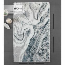 HCW 2'li Pamuk Banyo Paspas Seti Marble