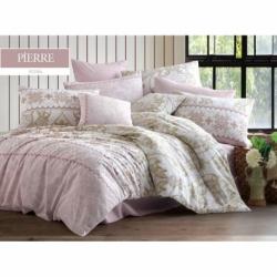 Cotton Box Çift Kişilik Daily Pamuklu Yatak Örtüsü Yeşil