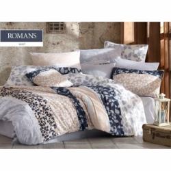 Cotton Box Tek Kişilik Daily Pamuklu Yatak Örtüsü Gülkurusu