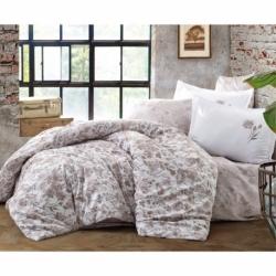 Cotton Box Tek Kişilik Daily Pamuklu Yatak Örtüsü Yeşil