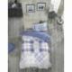 Cotton Box Tek Kişilik Plain Sport Ranforce Nevresim Takımı Pudra