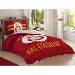 Taç Tek Kişilik Lisanslı Nevresim Takımı Galatasaray sportif