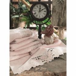 Cotton Box Çift Kişilik Pamuklu Ranforce Uyku Seti Deborah Bej