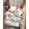 Cotton Box Tek Kişilik Dört Mevsim Set Sandrea Mavi