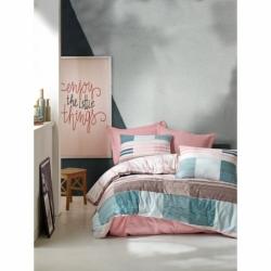 Rüya Çeyizlik Yatak Örtüsü Bordo