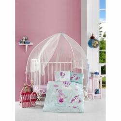 Confetti 2 Parça Oymalı Klozet Takımı Bird Cage Pembe
