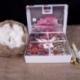 Cotton Box Pamuk Saten Nevresim Takımı Tuğba Fuşya